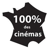 Accessible dans tous les cinémas, partout en France !